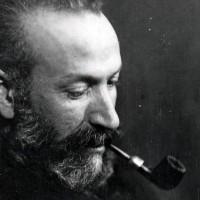 Ritratto di Angelo Fortunato Formiggini.