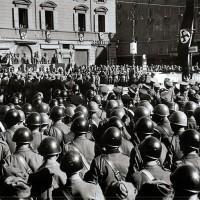 Giuramento dei reparti del nuovo esercito della RSI, 28 ottobre 1943