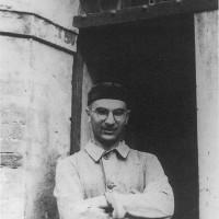 Don Arrigo Beccari, parroco di Rubbiara, uno dei più attivi sacerdoti nel salvataggio degli ebrei.