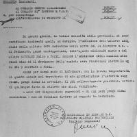 Documento Esercito italiano, azioni partigiane