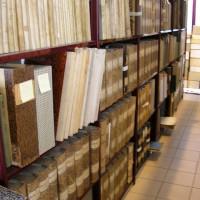 Archivio, interno