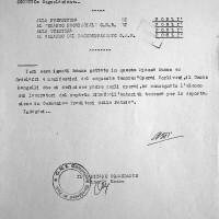 Documento Guardia nazionale repubblicana di Forlì