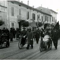 Manifestazione invalidi di guerra, anni '20