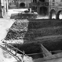 Fortificazione tedesca a Medicina