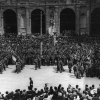 I partigiani depongono le armi, 9 maggio 1945