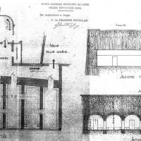 Mappa del rifugio di Palazzo Medioli nei pressi della Ghiaia