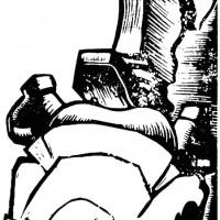 Olivucci, silografia