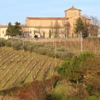 L'abbazia di Santa Maria del Monte oggi