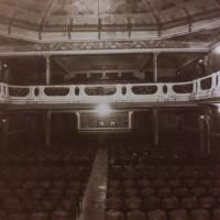 Cinema Lux, la sala di proiezione