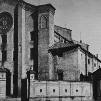 La Chiesa di S. Francesco al Prato adibita a carcere con il convento
