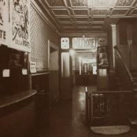 Cinema Lux, l'atrio