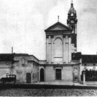 Roncarolo, la chiesa.