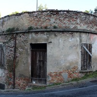La casa sulla Diavolessa, da dove partirono i gappisti per il primo assalto alla Rocca