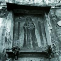 Via Ripa, Olivucci, Madonna col bambino