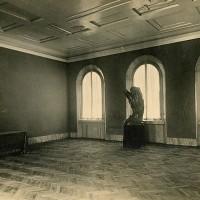 Casa del mutilato, interni