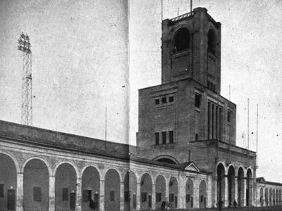 Stadio Renato Dall'Ara – Arpad Weisz