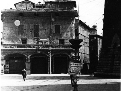 """Via Pietralata 60 – """"Scuoletta Ebraica"""""""