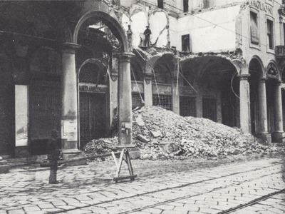 Via dell'Indipendenza 8 – Grand Hotel Majestic – Attentati partigiani