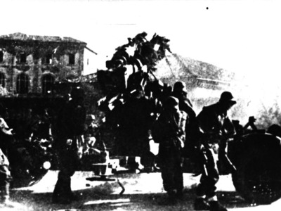 Battaglia di Porta Lame