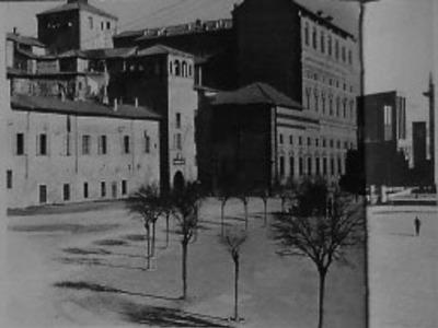 Piazza Cittadella  –  L'esercito di Salò I