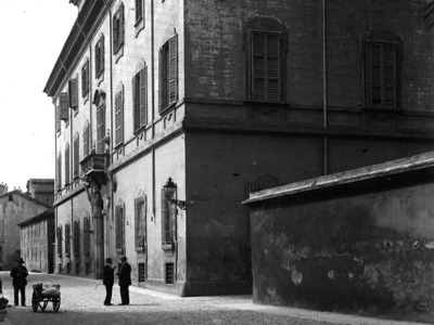 Via San Giovanni 17 –  Prefettura e Questura repubblicana