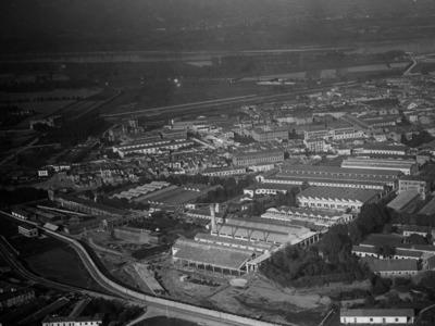 Via Sforza Pallavicino 6-8 – Il controllo tedesco su depositi e produzione di armi: l'Arsenale militare e la Direzione d'Artiglieria