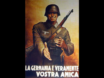 Comune di Piacenza, Piazza dei Cavalli 2 – I costi materiali dell'occupazione tedesca