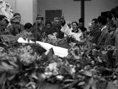 Chiesa San Giovanni in Canale, Via Croce 26 – La partecipazione del clero alla Resistenza