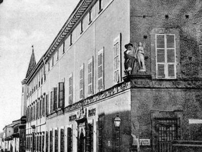 Collegio Morigi, Via Taverna 37 – I partigiani stranieri per la liberazione di Piacenza