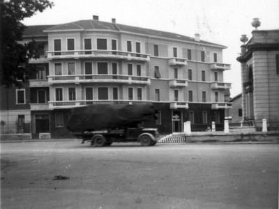 Palazzo Rolli Comando della Polizia di sicurezza-SD