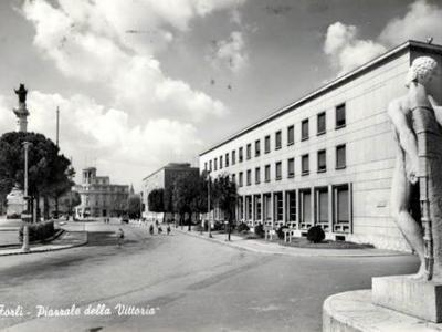 Percorsi dedicati al 70esimo della resistenza in emilia for Architettura fascista
