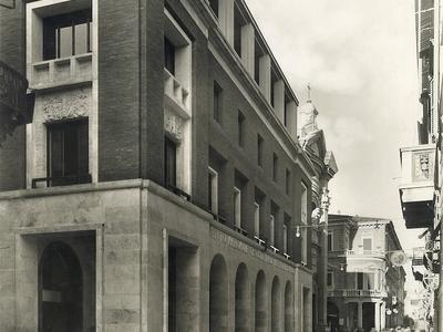 Ex Istituto nazionale fascista di previdenza sociale - Corso della Repubblica 11