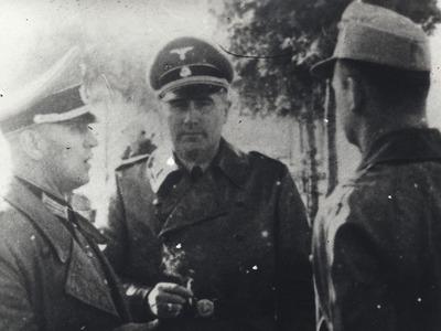 L'oppressione. I luoghi del potere nazifascista