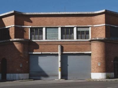 Deposito autocorriere S.I.T.A. - Piazza G. Savonarola 6