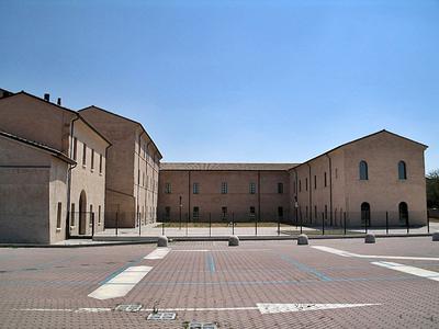 Complesso San Domenico - Piazza Guido da Montefeltro 12