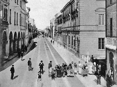 Lapide Arfelli - Corso Mazzini 161