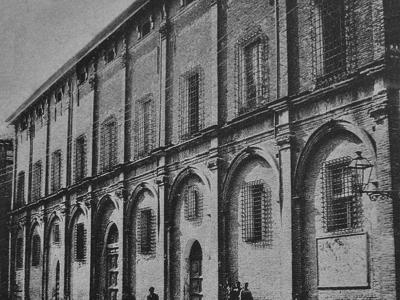 Palazzo Monte di Pietà - Corso Garibaldi 45