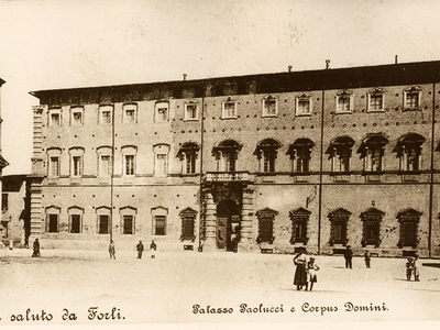 Palazzo del Governo - Piazza Ordelaffi 2