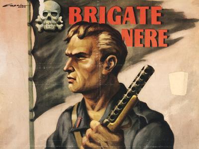Comando della Brigata nera - Via Saragozza