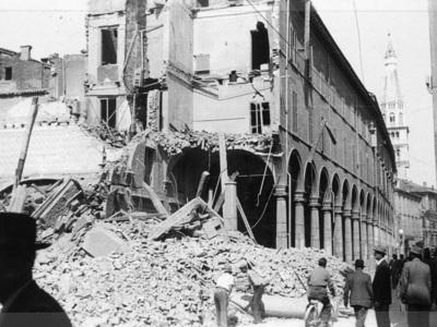 Vivere in guerra, le bombe e la fame