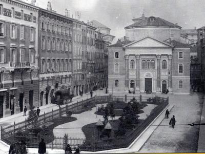 La Sinagoga - Piazza Mazzini