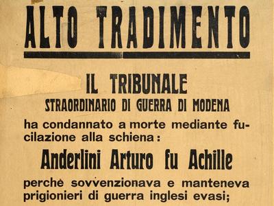 Negozio di Anderlini - Via Emilia centro, 140
