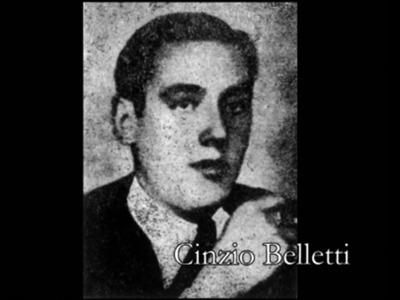 Lapide in ricordo di Cinzio Belletti - Via Boldini