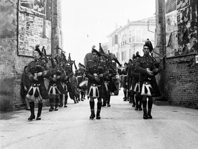 Gli Alleati a Ravenna