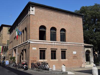 Biblioteca Oriani – Via C. Ricci