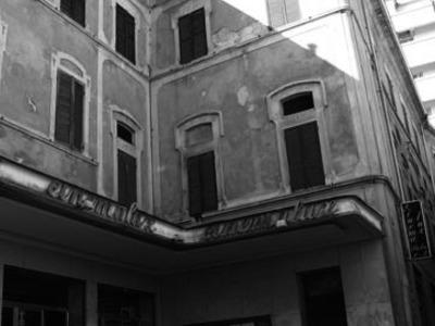 Ex cinema Lux, Piazzale Bernieri 3