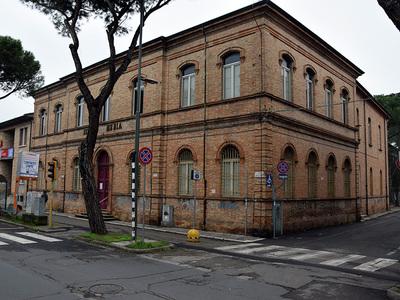Sede dell'arruolamento partigiano della 28a Brigata Garibaldi
