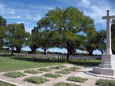 Cimitero militare del Commonwealth e della Brigata Ebraica. Piangipane, Strada Provinciale 30