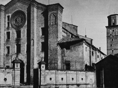 Ex carceri di San Francesco, Strada Pietro del Prato