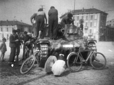 8-9 settembre 1943: combattimento in Piazzale Marsala